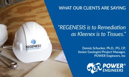 REGENESIS customers