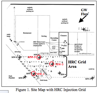 fig-1-site-map3 Rapid Reduction of VOCs Results in Site Closure