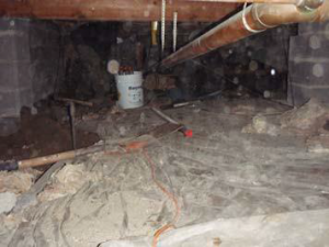 fig-2-crawl-space-300x225 RegenOx Treats #2 Fuel Oil Plume Beneath Residential Home