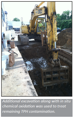 project-profile1 RegenOx<sup>®</sup> Excavation Application Treats Groundwater Contamination