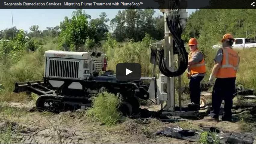 rrs video plumestop Migrating Plume Treatment Video