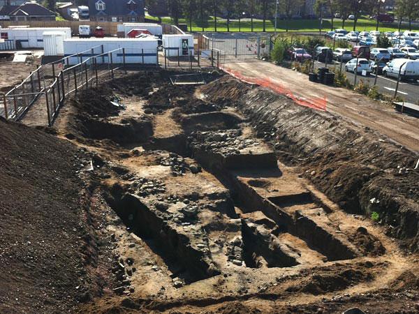 37_supermarket-excavation-1 Redevelopment of Electronics Manufacturing Facility, Midlands, UK