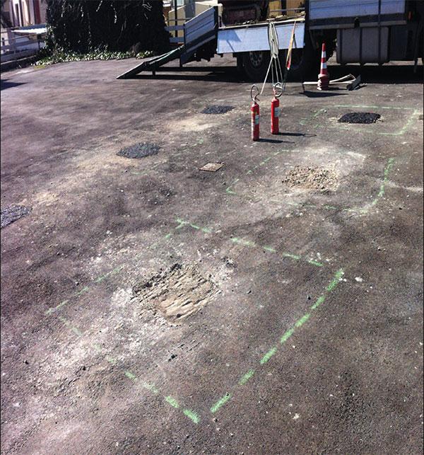 45_AlL42466_site Pilot Application, Petrol Station Redevelopment, Pesaro, Italy