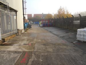 Reg_OlC28634_LittleHulton_HRC_UK-300x225 In Situ Remediation of PCE and DNAPL at Active Industrial Drycleaners