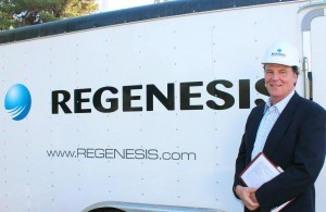 Scott Wilson, president and CEO of REGENESIS