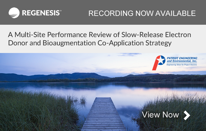 webinar-Steve-Sittler-recording-2 A Multi-Site Performance Review of Slow Release Electron Donor and Bioaugmentation Co-Application Strategy