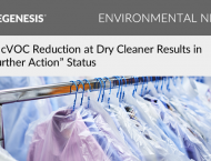 cVOC Reduction at Dry Cleaner