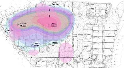 3DME-plume-remediation-CVOC-DNAPL-Sandstone-REGENESIS