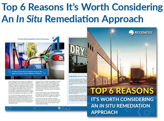 why in-situ remediation