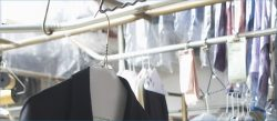 Drycleaner-interior---Clothes