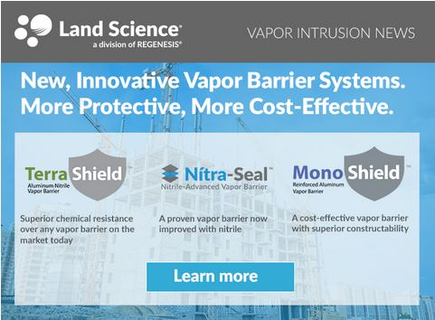 New Innovative Vapor Baarrier Systems