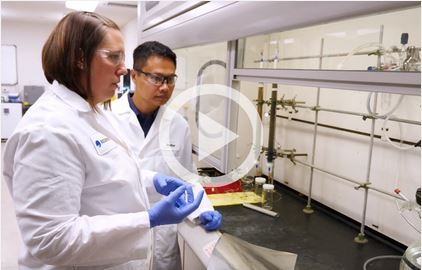 Watch Video: TerraShield Aluminum Nitrile Vapor Barrier - Lab Tested >100x More Effective